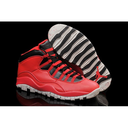 b8c68d73842668 -54 % Air Jordan Retro 10 - New Air Jordan 10 Retro Gym Red Gym Red Black