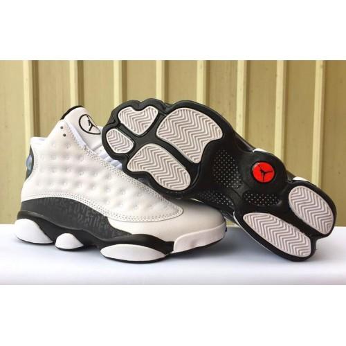 7f0147580e2e -47 % Air Jordan 13 Retro - 2018 Air Jordan 13 Love Respect White Black