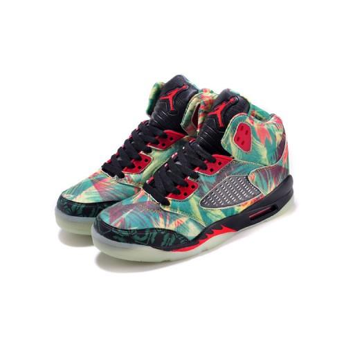 ee2b202022e ... Air Jordan 5 Retro GS - Air Jordan 5 GS Maple Leaf Champion Shoes
