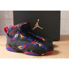 """2e2f62b12008a8 Discount Air Jordan 7 """"French Blue"""" Basketball Shoes"""