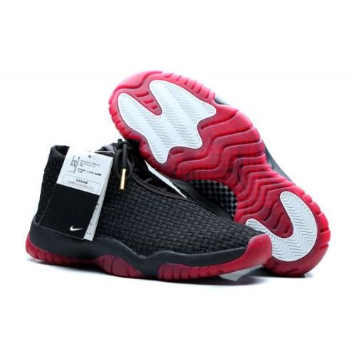 Shop Real New Air Jordan Future Black