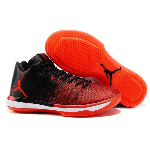 new style 5f522 fdfd5 -53 % Air Jordan XXX1 cheap - 2017 Air Jordan 31s XXXI Low Banned Black University  Red