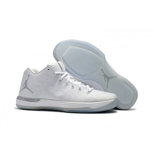 Shop Real Air Jordan 31 XXXI Low Pure