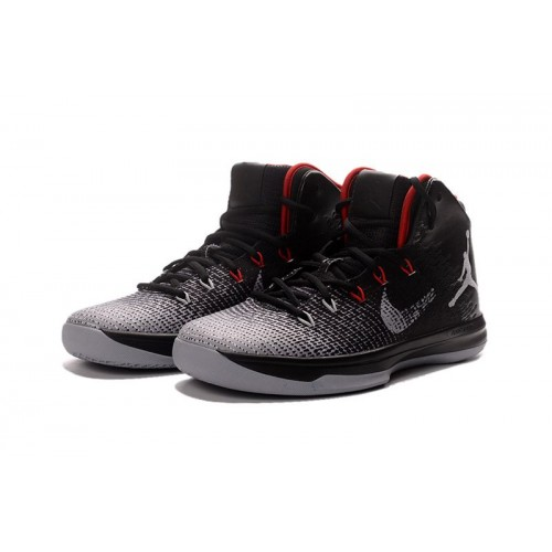 damnificados Actor sofá  Clearance New Air Jordan 31 XXXI Black Grey Red Shoes Sale - from Air Jordan  XXX1 cheap