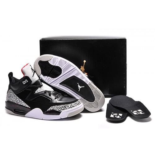 lowest price 285fd d5cea -55 % Air Jordan Son of Mars cheap - Jordan Son of Mars Low Black Cement  Black